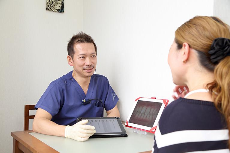 当クリニックが歯周病治療で念頭に置いていること