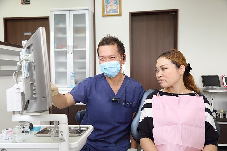かかりつけの歯科医院がある人とそうでない人の違いとは